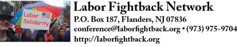 Labor Fightback Network (Rede de Resistência Trabalhista dos EUA)